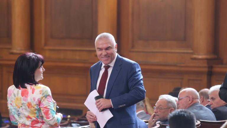 Марешки предвижда нов мандат за ГЕРБ