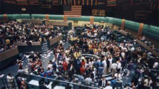 Рекордна активност на Нюйоркската стокова борса