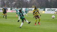 Берое - Ботев (Пловдив) 3:0, гол на Георги Ангелов