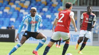 Гол в 94-ата минута може и да спре Наполи за Шампионската лига