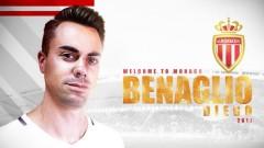 Диего Беналио вече е играч на Монако