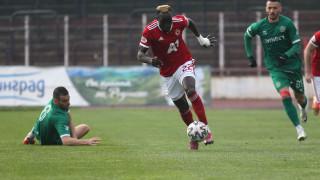 Али Соу остана трети в класацията за Футболист на годината в Гамбия