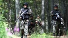 Сърбия провежда военни учения дни след инцидент в Косово