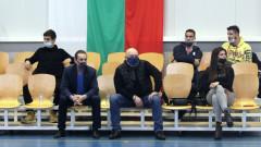 Красен Кралев: Обсъдихме перспективите за развитието на женския волейбол в България