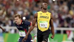 Божественият Болт грабна олимпийското злато и на 200 метра!