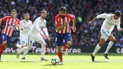 Реал (Мадрид) - Атлетико (Мадрид), 1:1