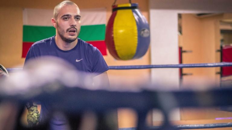 Българският боец Денис Данаилов изуми целия свят, но за съжаление