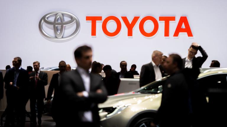 Снимка: Toyota се отказва от проекта си в Саудитска Арабия