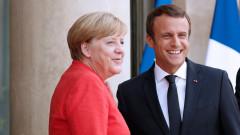Меркел и Макрон призовават Путин и Порошенко за примирие в Украйна