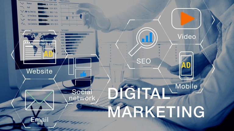 Световните разходи за дигитален маркетинг достигнаха близо 100 милиарда долара,