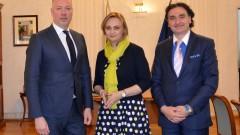 Желязков обсъди сътрудничеството с Националния борд по туризъм