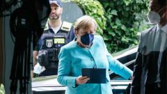 """Меркел: Не използвайте """"Северен поток 2"""" като оръжие"""