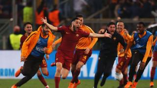 Костас Манолас не иска и да чуе за раздяла с Рома