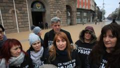 Майките отново са пред сградата на Министерски съвет
