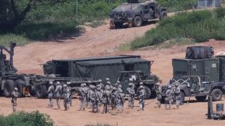 Тръмп стресна съюзниците си с решението за военните учения на Корейския полуостров