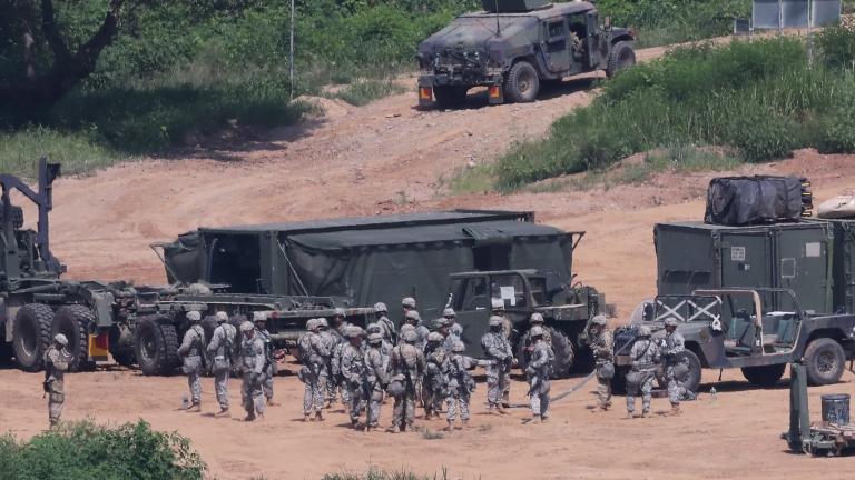 Южна Корея разкри колко плаща за американското военно присъствие
