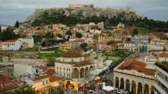 В Атина обезвредиха бомба