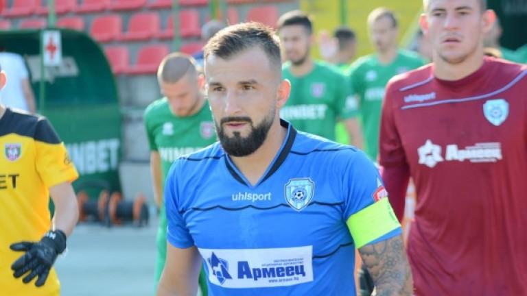 Васил Панайотов: Ще играя в Черно море и без договор!