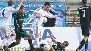 Слави Жеков с пукнат клепач