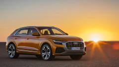 Audi представи новия флагмански кросоувър Q8