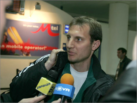 Йеленкович в националния отбор