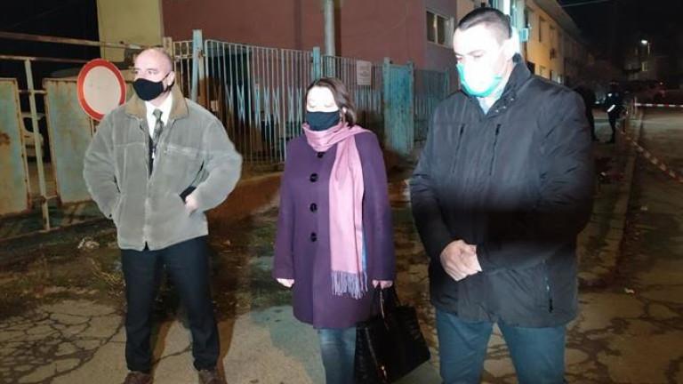 Четирима обраха инкасо автомобил в Перник