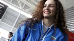 Още два медала за грациите на Ина Ананиева!
