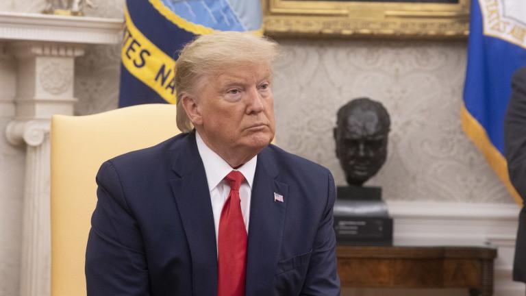 Тръмп: Няма да удрям културни обекти в Иран