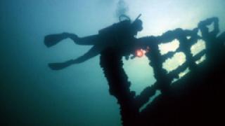 Откриха запазен кораб от 19 век на морското дъно край Варна