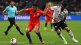 """Зрелищен футбол на """"Казан Арена"""", но Германия и Чили не се победиха"""