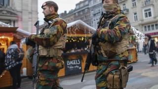 Масирана полицейска акция блокира белгийския град Монс