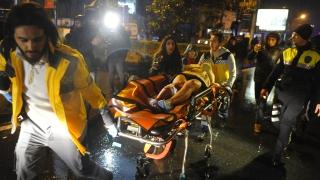 И футболист сред пострадалите при новогодишния атентат в Турция