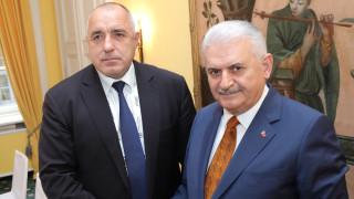 До края на юни откриваме газовата връзка с Турция, прогнозират Борисов и Йълдъръм