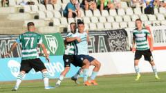 Дунав обърка сметките и на Черно море, Илиан Илиев-младши с дебютен гол в елита