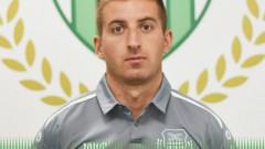 Антонио Кантарев е новият кондиционен треньор на Хебър