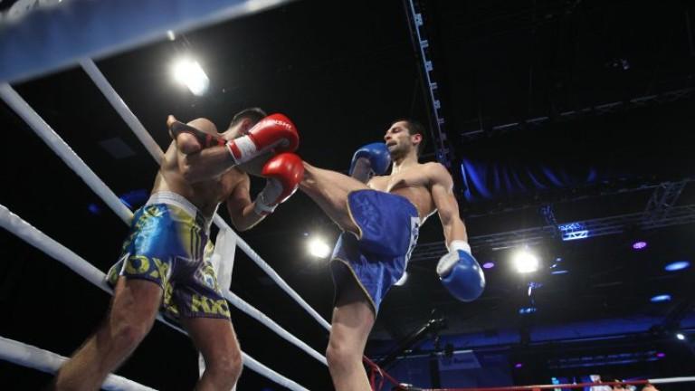 Петър Стойков завоюва Европейската титла на WAKO PRO