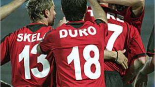 Бригел остава начело на националния тим на Албания