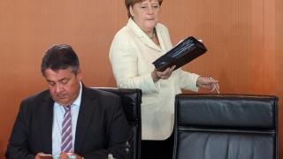 Германия укрепва източния фланг на НАТО, обяви Меркел
