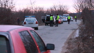 Двама избягаха от полицейска проверка в Силистра, но ги хванаха