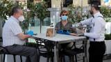 Терасите на заведенията в Мадрид отново отварят за посетители