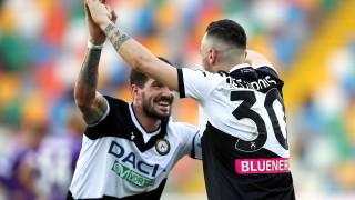 Северномакедонски гол носи победата за Удинезе