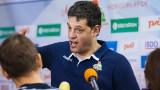 Пламен Константинов: Това е мъжки национален отбор, а не опера и балет