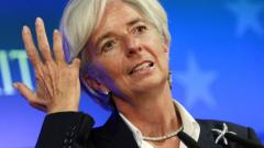 МВФ отпусна на Украйна 17.5 млрд. долара