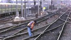Освободен е шефът на железопътната инфраструктура