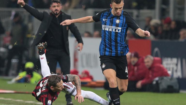 Милан успя да победи Интер с 1:0 на четвъртфинала за
