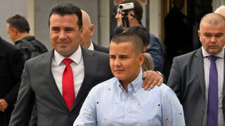 Заев призова македонците да гласуват за европейско бъдеще на нацията