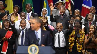 Как Обама може да реши проблема с ограничения достъп до електричество в Африка?
