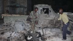 Взрив в Сомалия