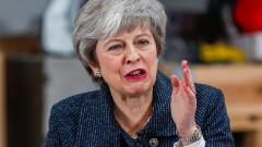 Великобритания може никога да не напусне ЕС, призна Тереза Мей