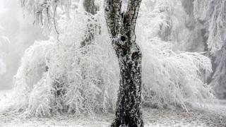 Оранжев код в Смолянско за обилен снеговалеж